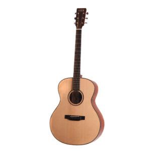 Auden Austin Bubinga Spruce Fullbody acoustic guitar front image