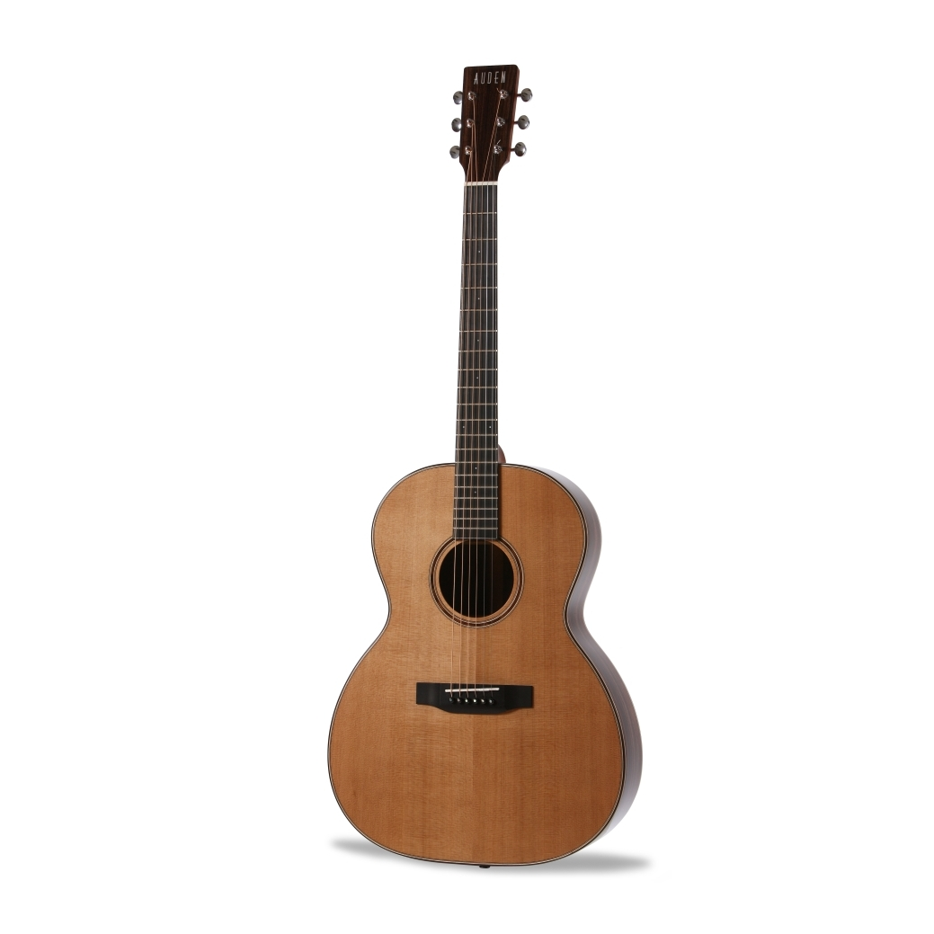 000 Cedar Full Body Auden Guitar product image front