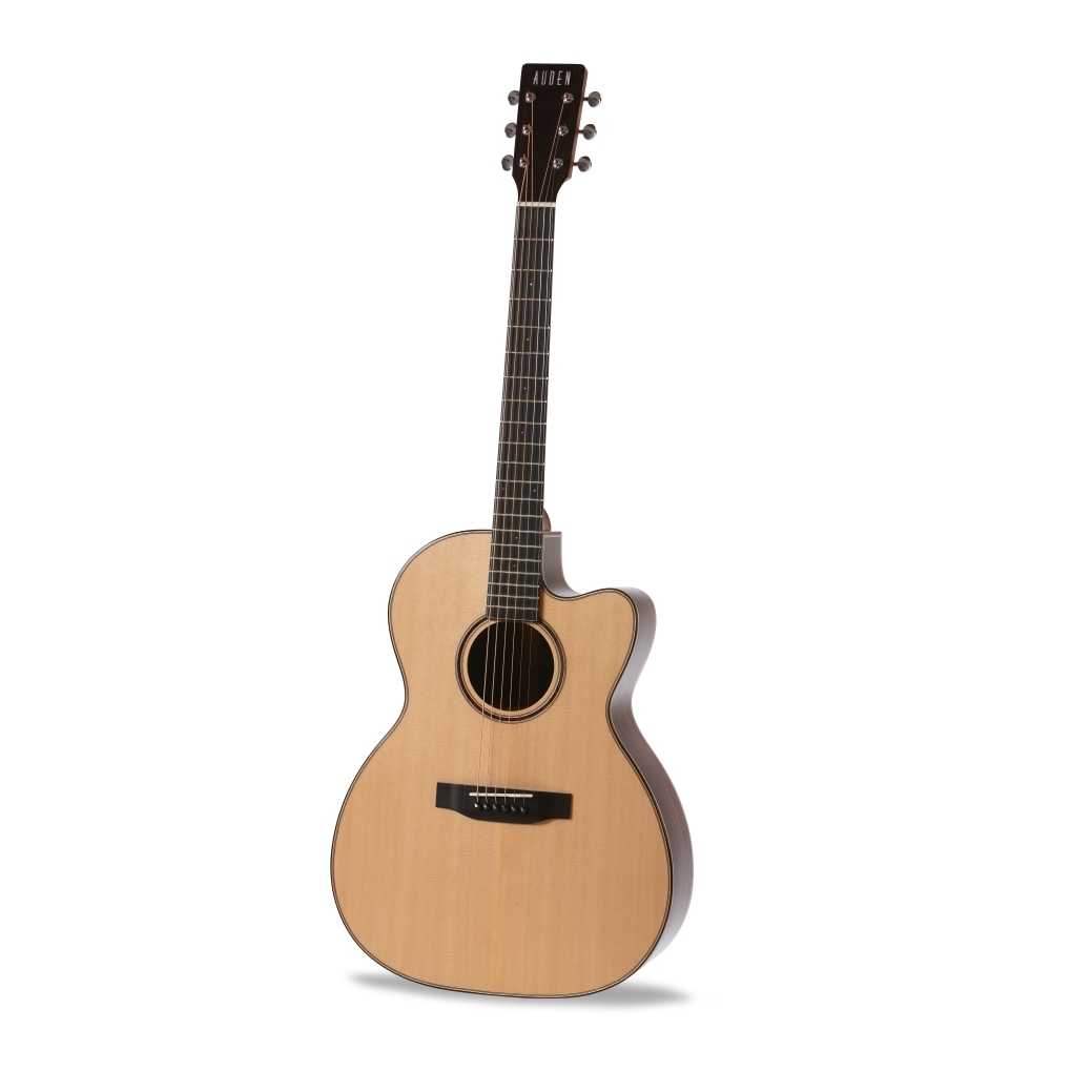 Chester 000 Spruce Cutaway Auden acoustic guitar product image front