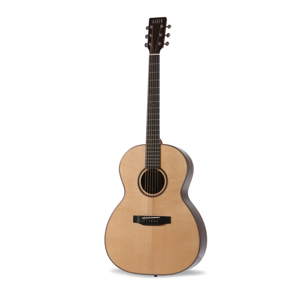 000 Spruce Full Body Auden Guitar product image front