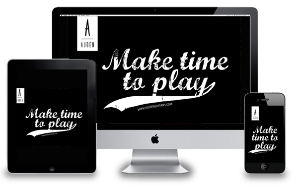 Auden-Make-Time-to-Play-Wallpaper-on-screens