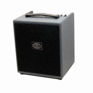 David Classic Amplifier - grey - front 3/4