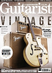 guitarist magazine september front cover
