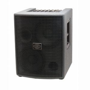 Jam 400 Amplifier - Wood - Front
