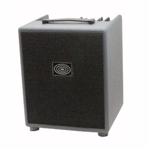 Unico Classic amplifier - grey - front 3/4