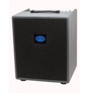 Unico Deluxe amplifier - grey - front