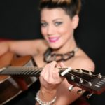 Melissa Partridge with Auden Guitars - 1
