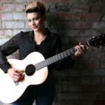 Melissa Partridge with Auden Guitars - 4