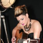 Melissa Partridge with Auden Guitars - 5