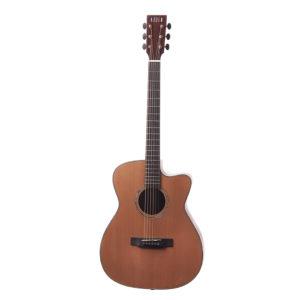 Auden Guitars Bowman Cedar Cutaway Front image