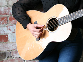 Chester acoustic guitar front page image