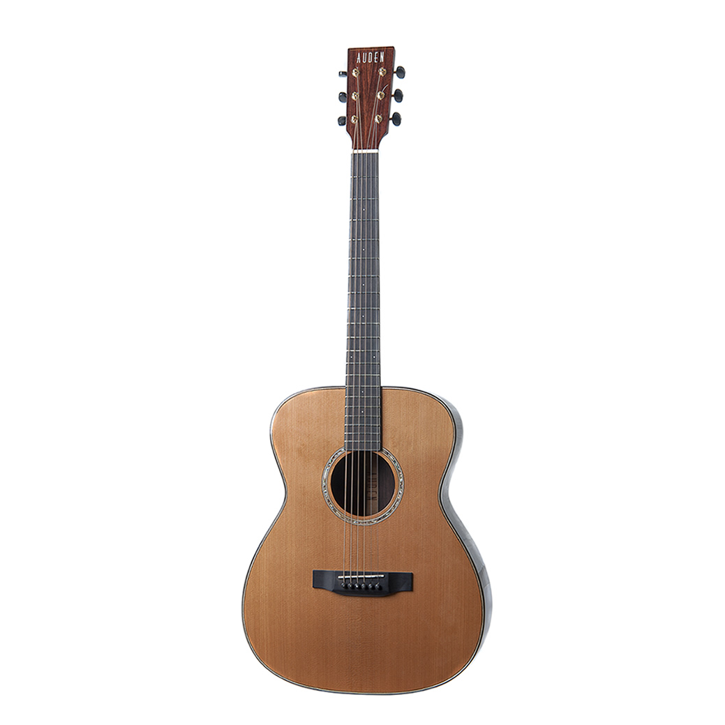 Auden Bowman Cedar Fullbody acoustic guitar