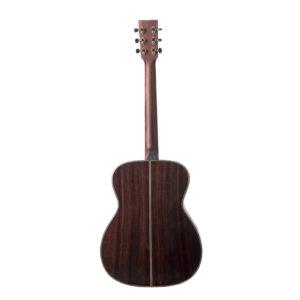 Bowman Cedar Fullbody Back acoustic guitar