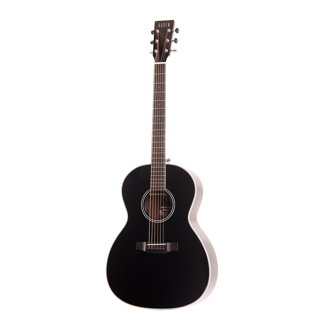 Auden Chester Cedar Fullbody Black Series acoustic guitar front image