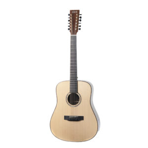 Aduen Colton Spruce Fullbody 12 String acoustic guitar front image
