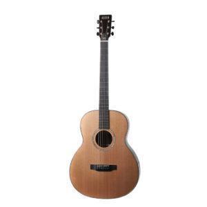 Auden Edgar Baritone Cedar Fullbody acoustic guitar front image