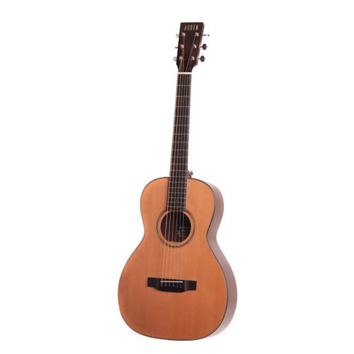 Emily Rose Cedar Fullbody acoustic guitar front image