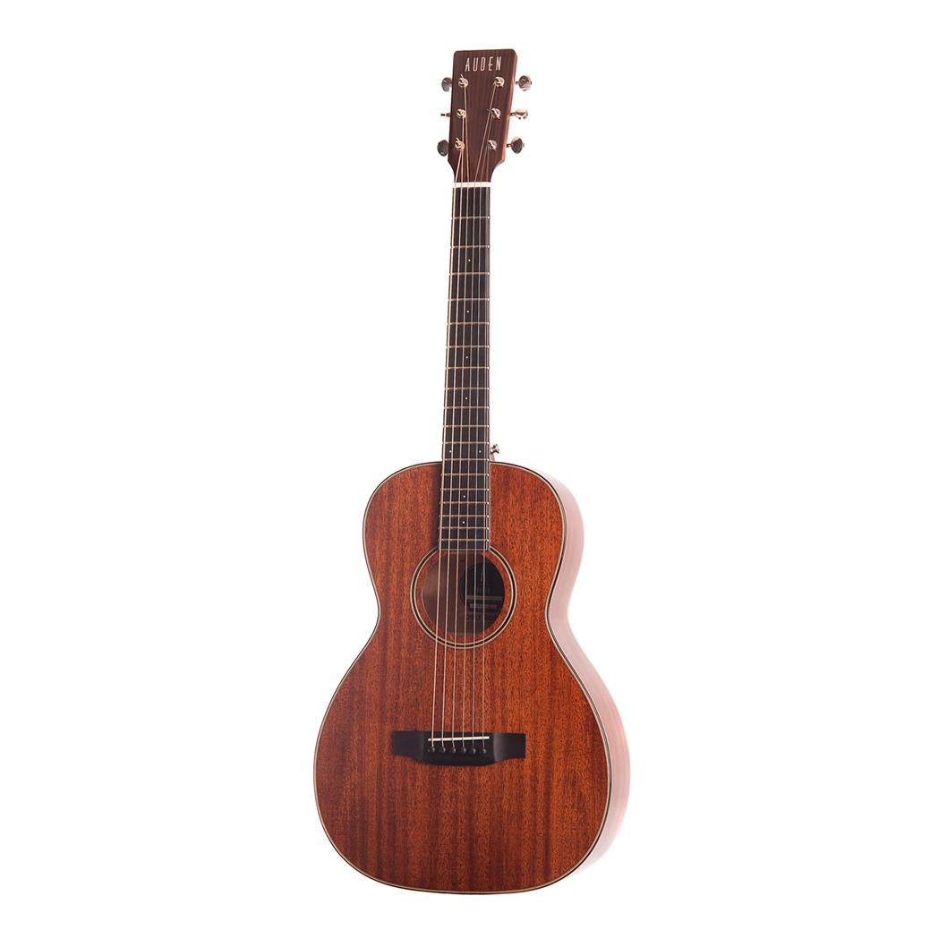 Emily Rose Mahagony Fullbody front acoustic guitar
