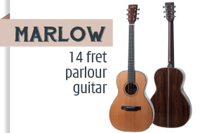 Auden Marlow Acoustic Guitar - front page selection graphic