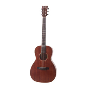 Auden Marlow Mahogany Fullbody acoustic guitar front image