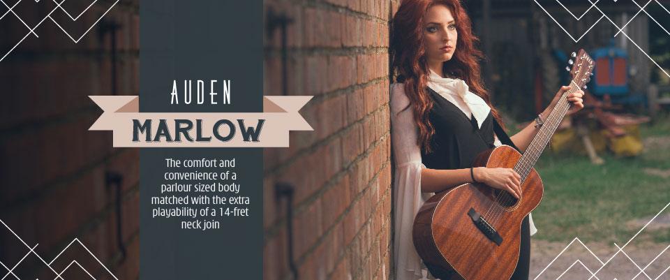 Auden Marlow acoustic guitar header image