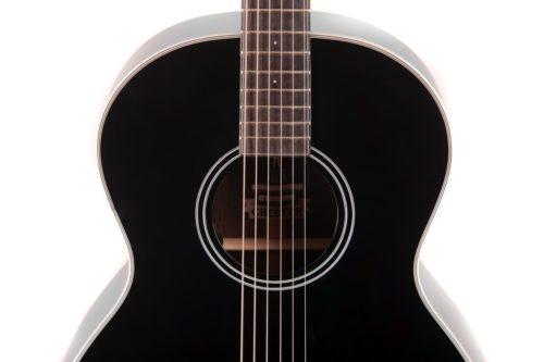chester black series fullbody soundhole detail web