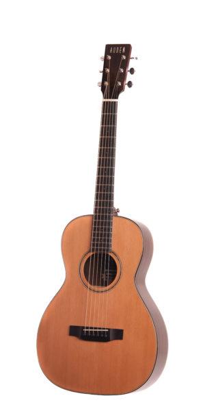Artist Rosewood Emily Rose Cedar Fullbody guitar - front image