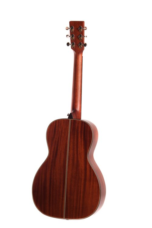 emily rose mahogany back acoustic guitar by Auden Guitars