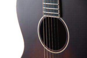 Julia acoustic guitar by Auden Guitars - soundhole