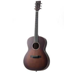 Julia acoustic guitar by Auden Guitars - front