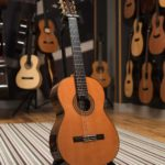 Montoya classical guitar - 150C - front image