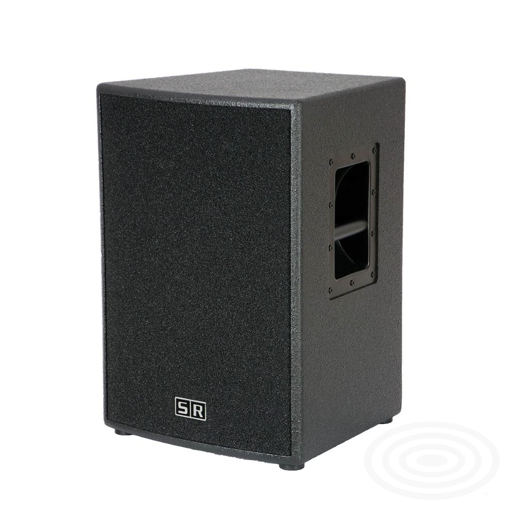 Road F12A active loudspeaker from SR Technology - front side image