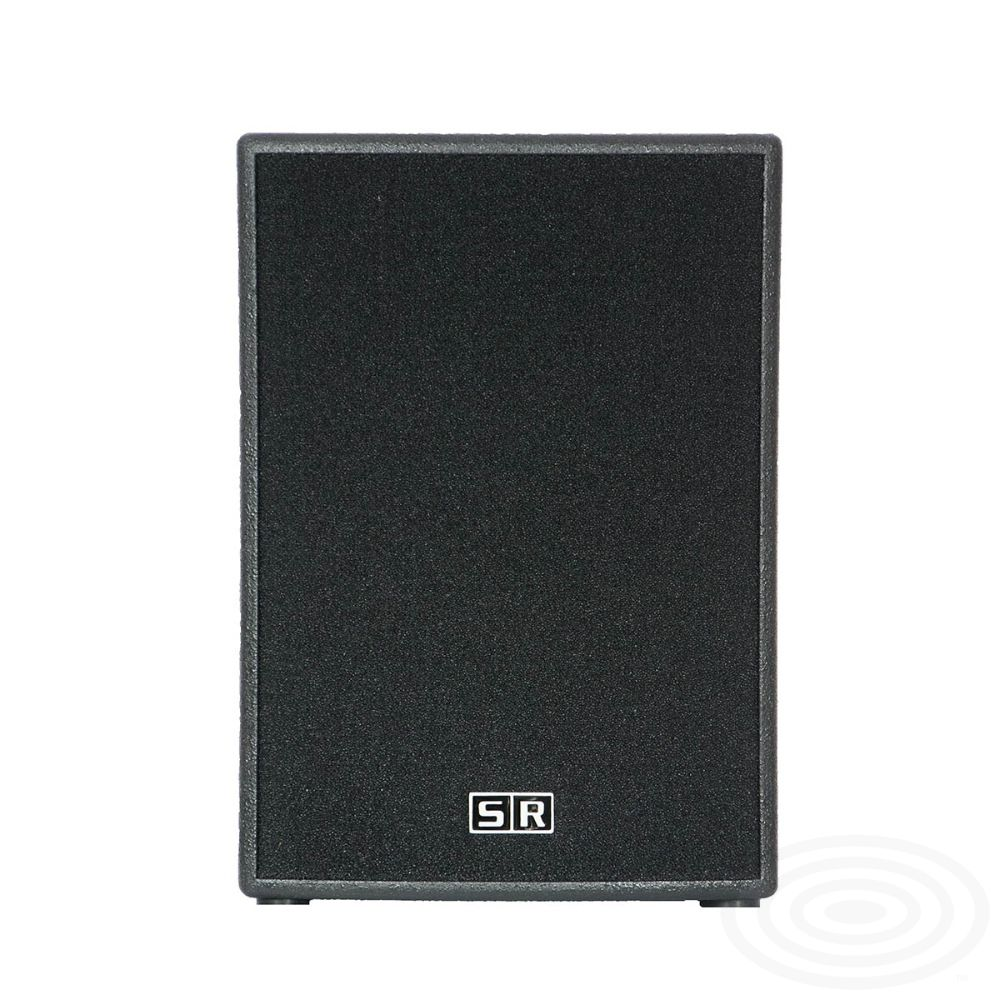 Road F12A active loudspeaker from SR Technology - front image