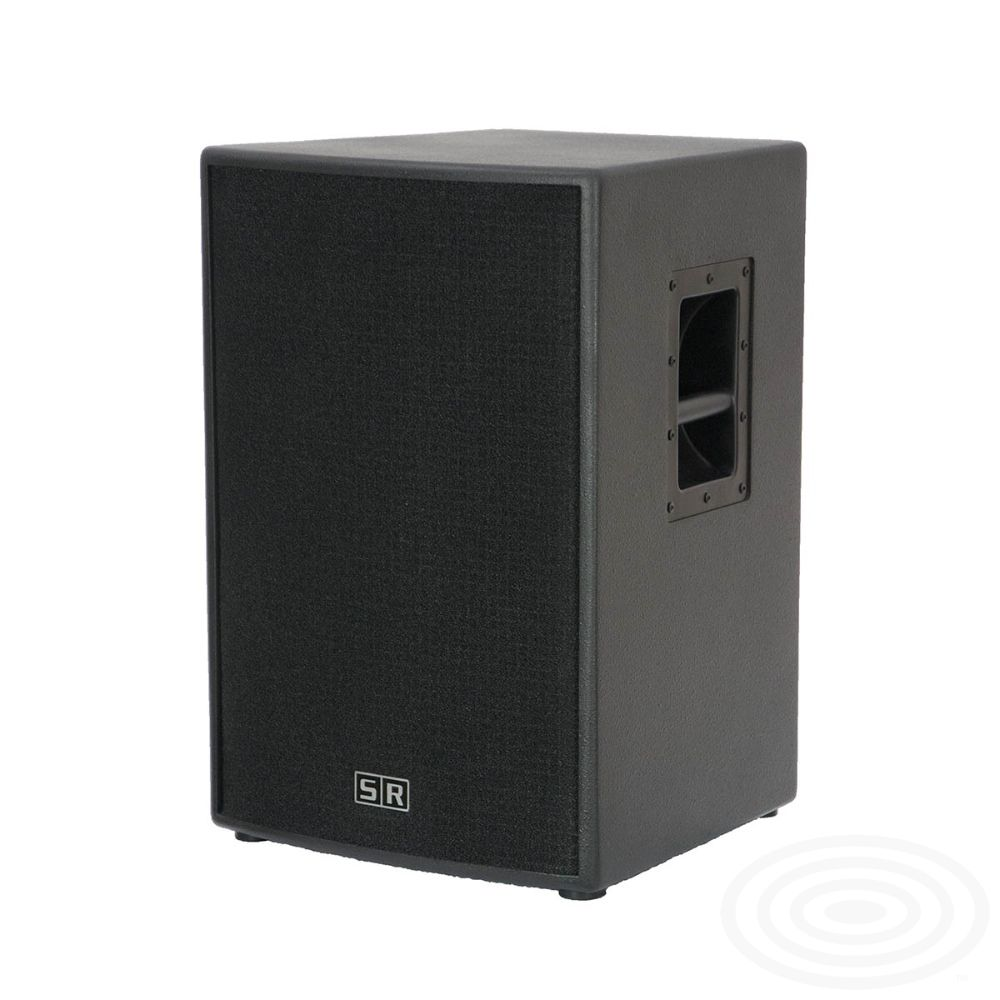 Road F15A active loudspeaker from SR Technology - front side image