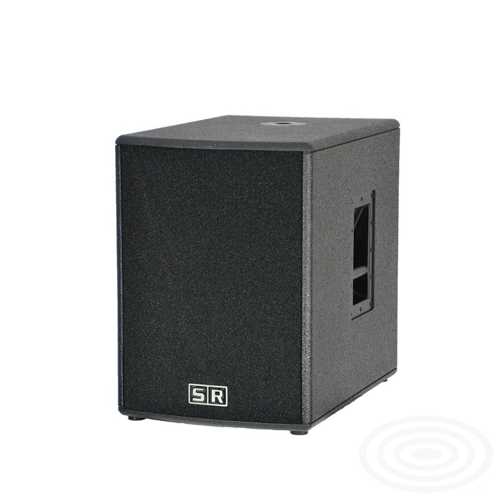 Road Active Subwoofer 15A by SR Technology - front side image