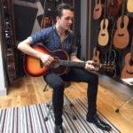 Beau Holland - Auden Guitars artist