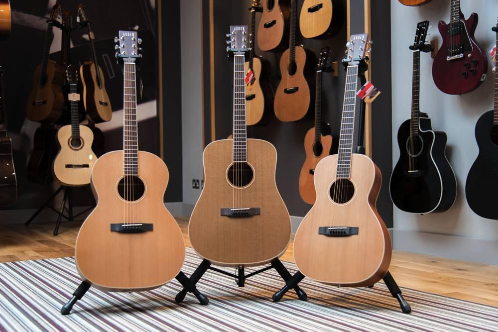 Neo Range Front - Auden Guitars