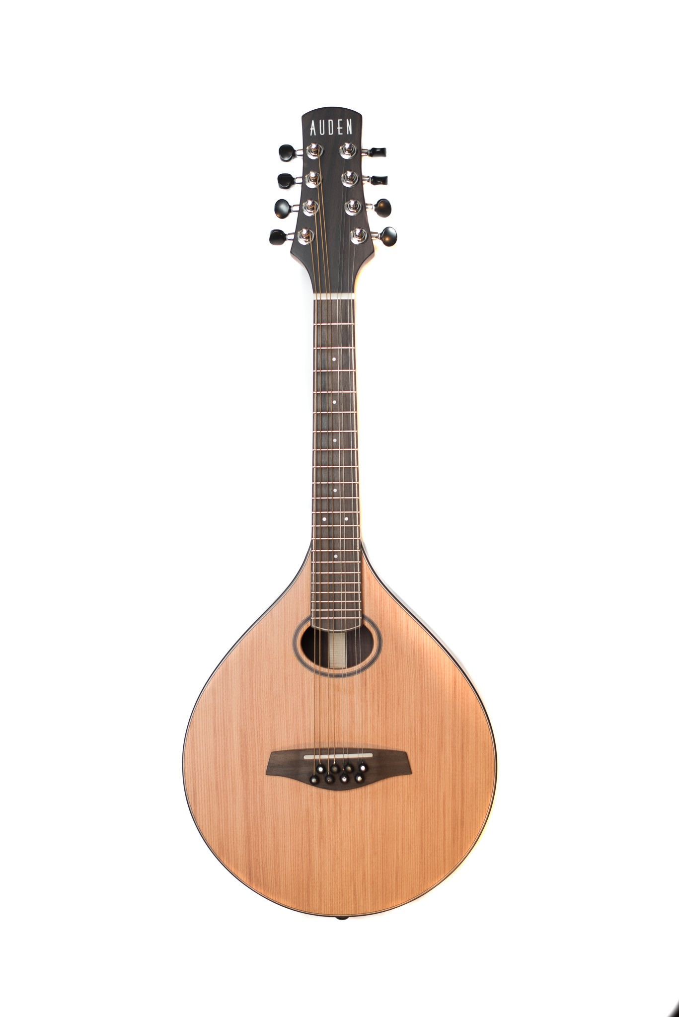 Auden Celtic Mandolin 3R - maple front