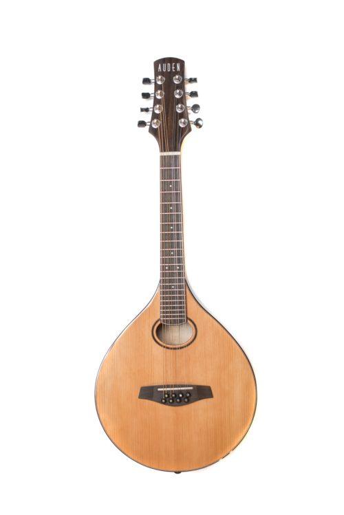 Auden Celtic Mandolin 1R - Mahogany front