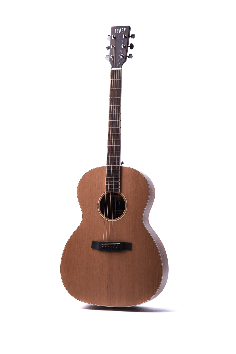 Chester Neo - acoustic guitar by Auden Guitars. Front full image.