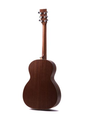 Chester Neo - acoustic guitar by Auden Guitars. Rear full image.