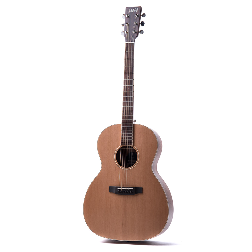 Chester Neo acoustic guitar by Auden Guitars - front full square image