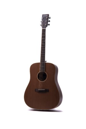 Colton Neo - acoustic guitar by Auden Guitars. Front full image.
