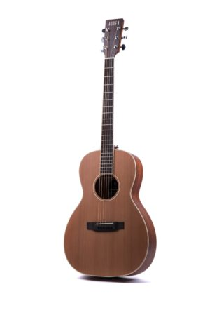 Marlow Neo - acoustic guitar by Auden Guitars. Front full image.
