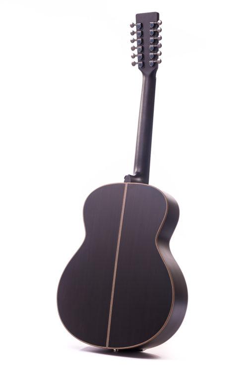 Austin Smokehouse 12 String reverse