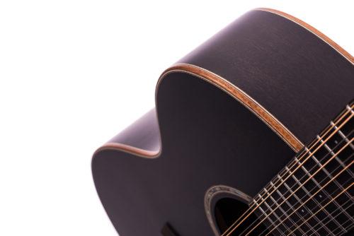 Austin Smokehouse 12 String shoulders