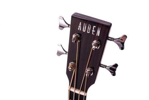Artist Rosewood Bowman Bass Cedar - head image