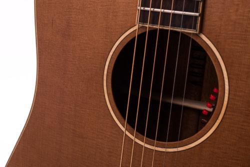 Neo Colton Cedar Fullbody - soundhole image