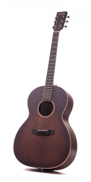 Special Chester Tobacco Burst Cedar Fullbody - front image