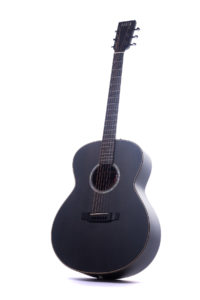 Austin Smokehouse Fullbody Spruce acoustic guitar from Auden Guitars.